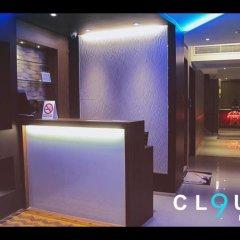 Отель Cloud Nine Lodge Бангкок интерьер отеля фото 2