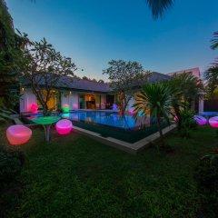 Отель Villas In Pattaya 5* Стандартный номер с различными типами кроватей фото 18