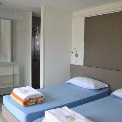 Отель Camping Village Roma Бунгало Делюкс с различными типами кроватей фото 3