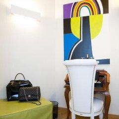 Отель Domus Spagna Capo le Case Luxury Suite 3* Стандартный номер с различными типами кроватей фото 8