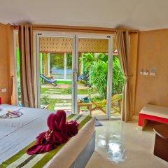 Отель Angel Green Garden Bungalows 3* Номер Делюкс фото 3