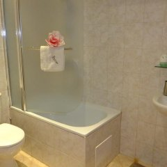 Отель Bansko Prespa Ski Penthouse Болгария, Банско - отзывы, цены и фото номеров - забронировать отель Bansko Prespa Ski Penthouse онлайн ванная фото 2