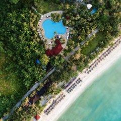 Отель Sunshine Resort Intime Sanya пляж