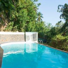 Отель Villa In Paradise Унаватуна бассейн фото 2