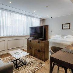 Envoy Hotel Belgrade 4* Стандартный номер с различными типами кроватей фото 6