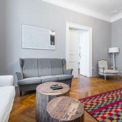 Отель Pařížská 1 Чехия, Прага - отзывы, цены и фото номеров - забронировать отель Pařížská 1 онлайн комната для гостей