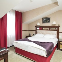 Topkapi Inter Istanbul Hotel 4* Люкс с различными типами кроватей фото 6
