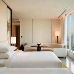 Отель Park Hyatt Bangkok 5* Стандартный номер с 2 отдельными кроватями фото 5