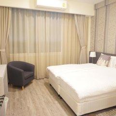 Отель Ratchadamnoen Residence 3* Номер Делюкс с 2 отдельными кроватями фото 3