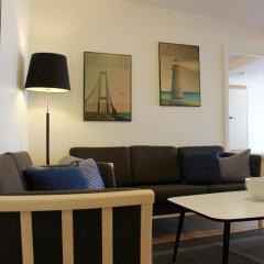 Апартаменты Odense Apartments Апартаменты с различными типами кроватей фото 18