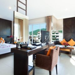Andakira Hotel 4* Улучшенный номер с двуспальной кроватью фото 7