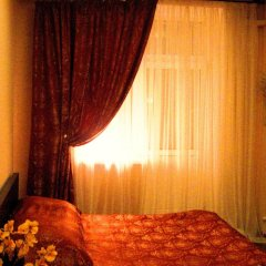 Mini Hotel Bambuk 2* Номер Эконом двуспальная кровать фото 13