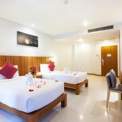 Andakira Hotel 4* Улучшенный номер с двуспальной кроватью фото 2
