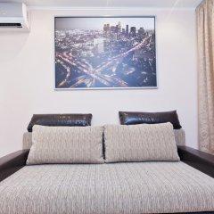Апартаменты Apartments at Proletarskaya Апартаменты с разными типами кроватей фото 29