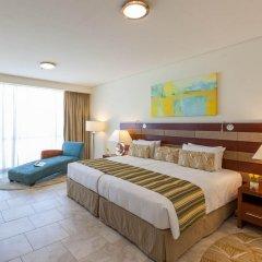 Отель JA Oasis Beach Tower Апартаменты Делюкс с различными типами кроватей фото 2