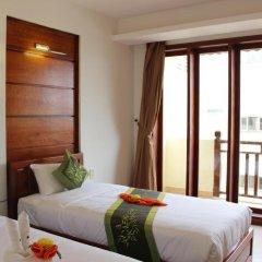 Kiman Hotel 3* Улучшенный номер с различными типами кроватей фото 11