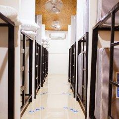 myPatong GuestHouse-Hostel 3* Кровать в общем номере с двухъярусной кроватью фото 3