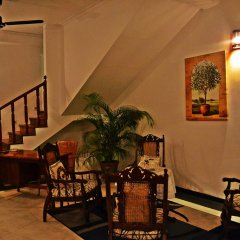 Отель Muhsin Villa Шри-Ланка, Галле - отзывы, цены и фото номеров - забронировать отель Muhsin Villa онлайн интерьер отеля фото 2