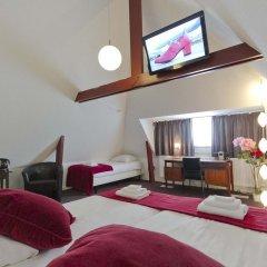 Hotel De Gaaper 3* Номер Делюкс с различными типами кроватей