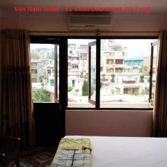Van Nam Hotel Стандартный номер фото 21