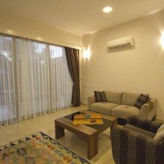 Kulube Hotel 3* Улучшенный люкс с различными типами кроватей фото 5