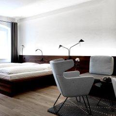 Отель Arthotel Blaue Gans 4* Стандартный номер с различными типами кроватей фото 4