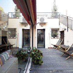 Отель House in Parc Guell Барселона балкон
