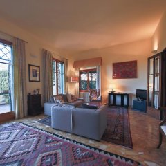 Апартаменты Apartments Florence Villa La Querce Эмполи комната для гостей фото 3