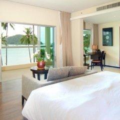 Отель Crowne Plaza Phuket Panwa Beach 5* Номер категории Премиум с двуспальной кроватью фото 6