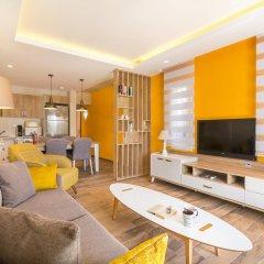 Central Suite Kalkan Апартаменты с различными типами кроватей фото 5