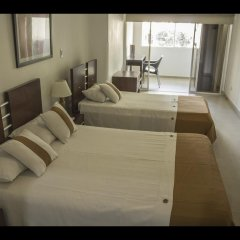 Отель Innova Chipichape 3* Стандартный номер с двуспальной кроватью фото 4