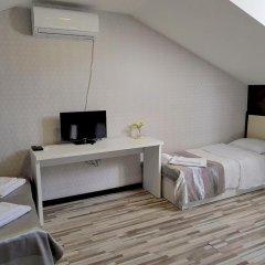 Tiflis Metekhi Hotel 3* Стандартный номер с различными типами кроватей фото 3