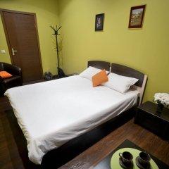 Мини-Отель Славянка Стандартный номер с различными типами кроватей фото 2