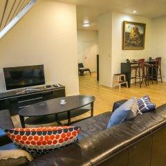 FJC Loft Hostel Кровать в общем номере с двухъярусной кроватью