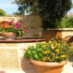 Отель Agriturismo Fattoria La Prugnola Монтескудаио фото 7