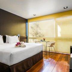 Отель Eurostars Angli 4* Стандартный номер с различными типами кроватей фото 4