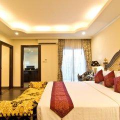 Отель LK Royal Suite Pattaya 4* Стандартный номер с различными типами кроватей фото 8