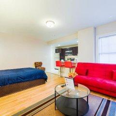 Отель Ginosi Dupont Circle Apartel 3* Студия с различными типами кроватей фото 14