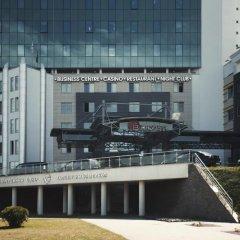 Виктория Отель парковка