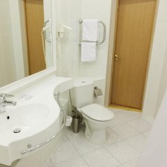 Гостиница Максима Заря 3* Стандартный номер разные типы кроватей фото 31