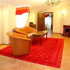 Гостиница Камелот Стандартный номер с различными типами кроватей фото 4