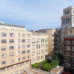 Отель Rambla Suites Барселона балкон