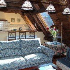Отель Apartamentos Solsalient интерьер отеля