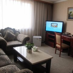 Beijing Jun An Hotel комната для гостей