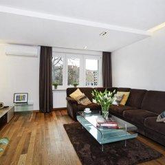 Апартаменты ASKI New Powisle Apartment комната для гостей фото 3