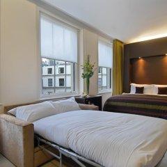 Отель The Park Grand London Paddington 4* Стандартный номер с различными типами кроватей фото 2