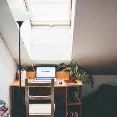 Хостел Крыша удобства в номере