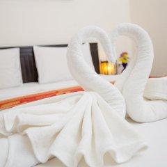 Отель Nirvana Inn удобства в номере
