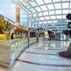Отель Cornelia De Luxe Resort - All Inclusive вид на фасад