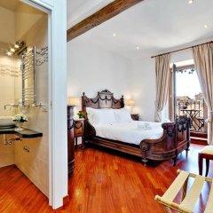 Отель Terrazze Navona 2* Улучшенный номер с различными типами кроватей фото 2